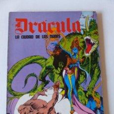 Cómics: DRÁCULA. LA CIUDAD DE LAS NUBES. EPISODIOS COMPLETOS . BURU LAN. 1974. Lote 71604687