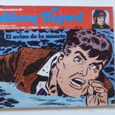 Cómics: JOHNNY HAZARD Nº 22. TRAS LA PISTA. ANTOLOGÍA DEL COMIC BURU LAN.. Lote 71619975