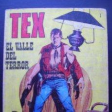 Cómics: TEX Nº 1. Lote 71725347
