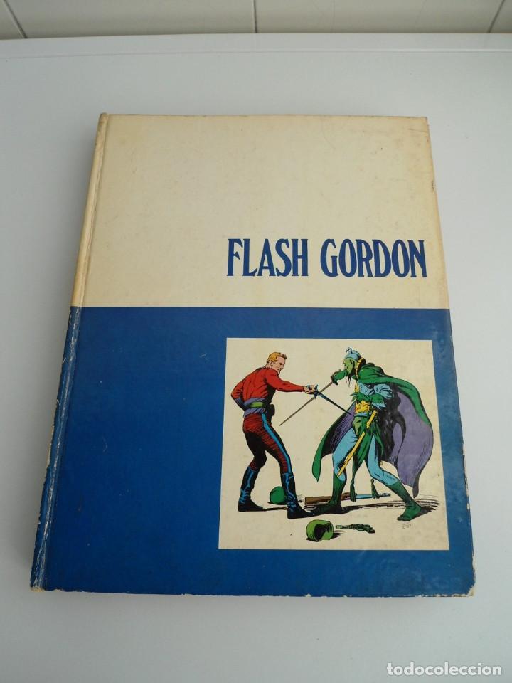1 FLASH GORDON - HEROES DEL COMIC . TOMO 1 - BURU LAN EDICIONES 1971 (Tebeos y Comics - Buru-Lan - Flash Gordon)