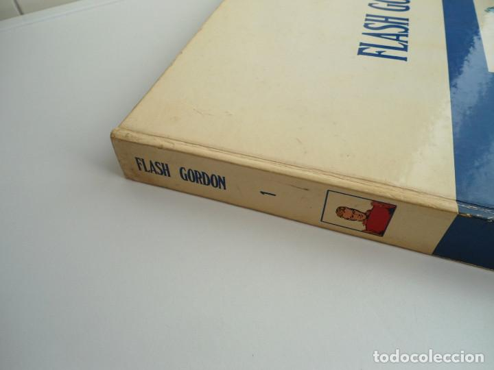 Cómics: 1 FLASH GORDON - HEROES DEL COMIC . TOMO 1 - BURU LAN EDICIONES 1971 - Foto 2 - 72155799