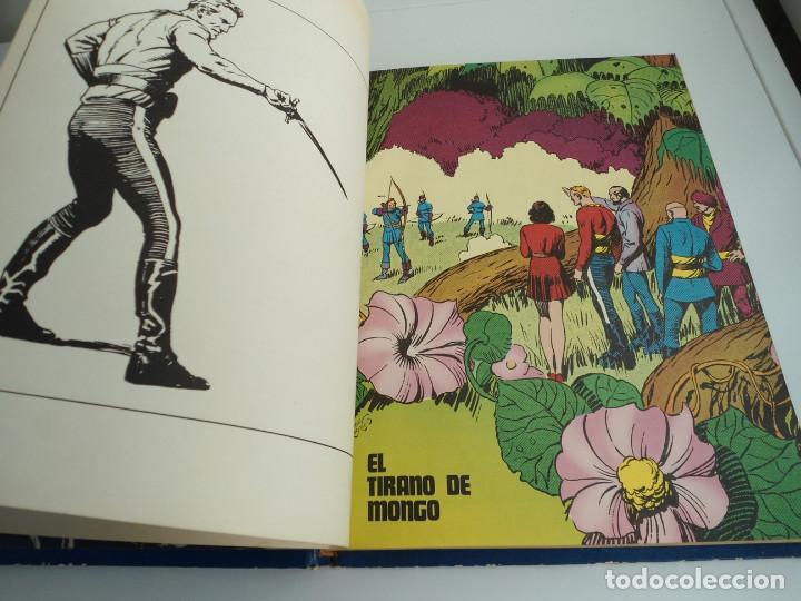 Cómics: 1 FLASH GORDON - HEROES DEL COMIC . TOMO 1 - BURU LAN EDICIONES 1971 - Foto 8 - 72155799