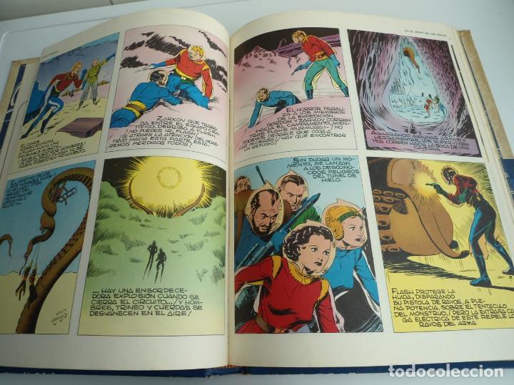 Cómics: 1 FLASH GORDON - HEROES DEL COMIC . TOMO 1 - BURU LAN EDICIONES 1971 - Foto 9 - 72155799