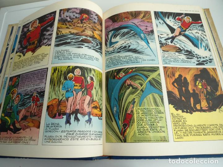 Cómics: 1 FLASH GORDON - HEROES DEL COMIC . TOMO 1 - BURU LAN EDICIONES 1971 - Foto 10 - 72155799