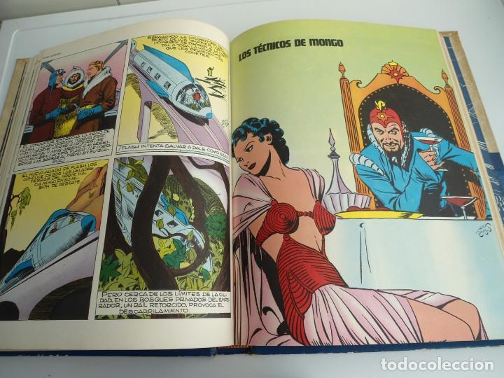 Cómics: 1 FLASH GORDON - HEROES DEL COMIC . TOMO 1 - BURU LAN EDICIONES 1971 - Foto 11 - 72155799