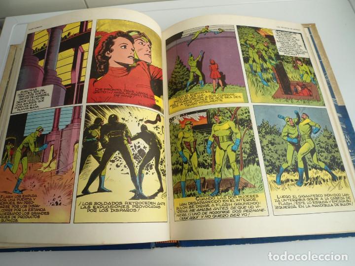 Cómics: 1 FLASH GORDON - HEROES DEL COMIC . TOMO 1 - BURU LAN EDICIONES 1971 - Foto 12 - 72155799