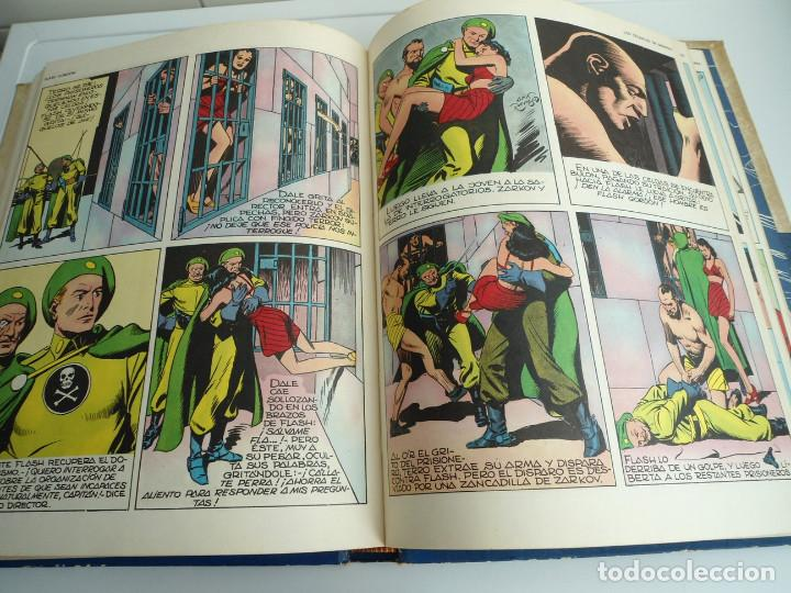 Cómics: 1 FLASH GORDON - HEROES DEL COMIC . TOMO 1 - BURU LAN EDICIONES 1971 - Foto 13 - 72155799