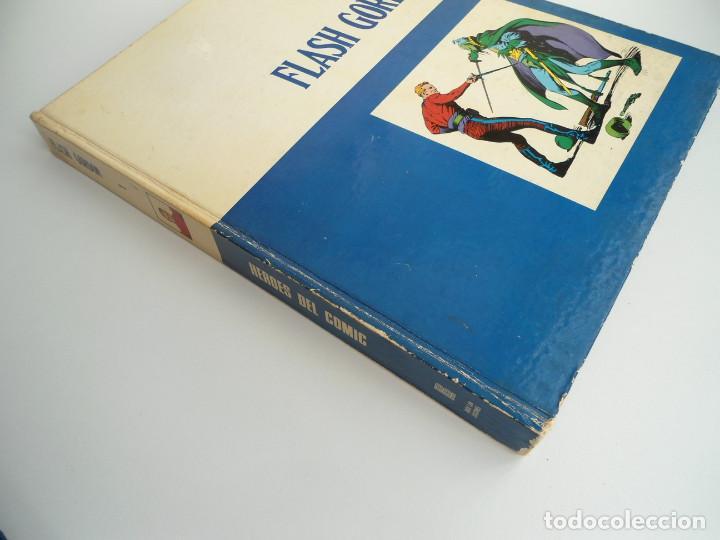 Cómics: 1 FLASH GORDON - HEROES DEL COMIC . TOMO 1 - BURU LAN EDICIONES 1971 - Foto 17 - 72155799