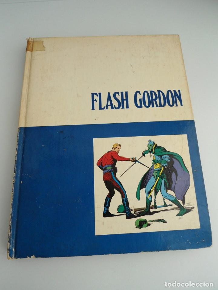 3 FLASH GORDON - HEROES DEL COMIC . TOMO 3 - BURU LAN EDICIONES 1972 (Tebeos y Comics - Buru-Lan - Flash Gordon)