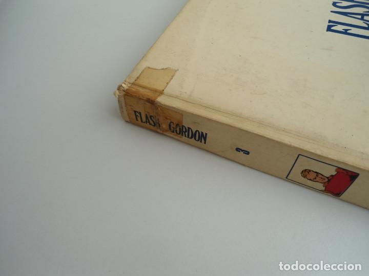 Cómics: 3 FLASH GORDON - HEROES DEL COMIC . TOMO 3 - BURU LAN EDICIONES 1972 - Foto 2 - 72157651