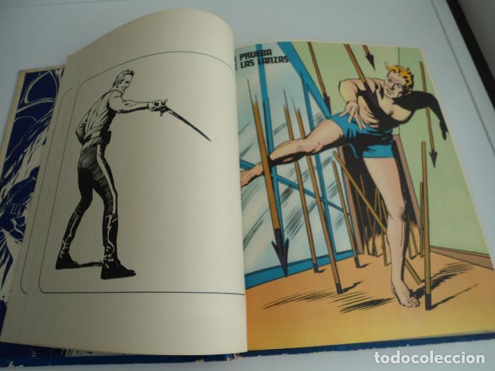 Cómics: 3 FLASH GORDON - HEROES DEL COMIC . TOMO 3 - BURU LAN EDICIONES 1972 - Foto 7 - 72157651