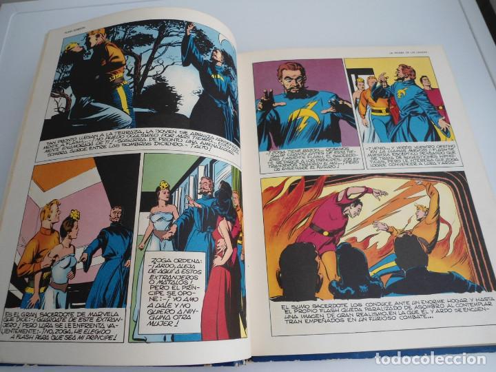 Cómics: 3 FLASH GORDON - HEROES DEL COMIC . TOMO 3 - BURU LAN EDICIONES 1972 - Foto 8 - 72157651