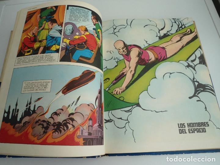 Cómics: 3 FLASH GORDON - HEROES DEL COMIC . TOMO 3 - BURU LAN EDICIONES 1972 - Foto 9 - 72157651