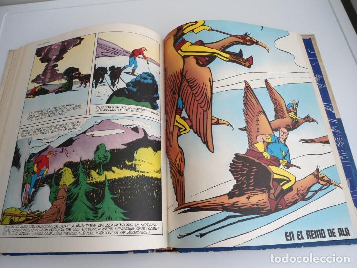 Cómics: 3 FLASH GORDON - HEROES DEL COMIC . TOMO 3 - BURU LAN EDICIONES 1972 - Foto 13 - 72157651