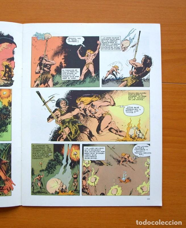 Cómics: RAHAN, El territorio de las sombras nº 24 último de la colección - Editorial Buru Lan, Burulan 1974 - Foto 3 - 73070035