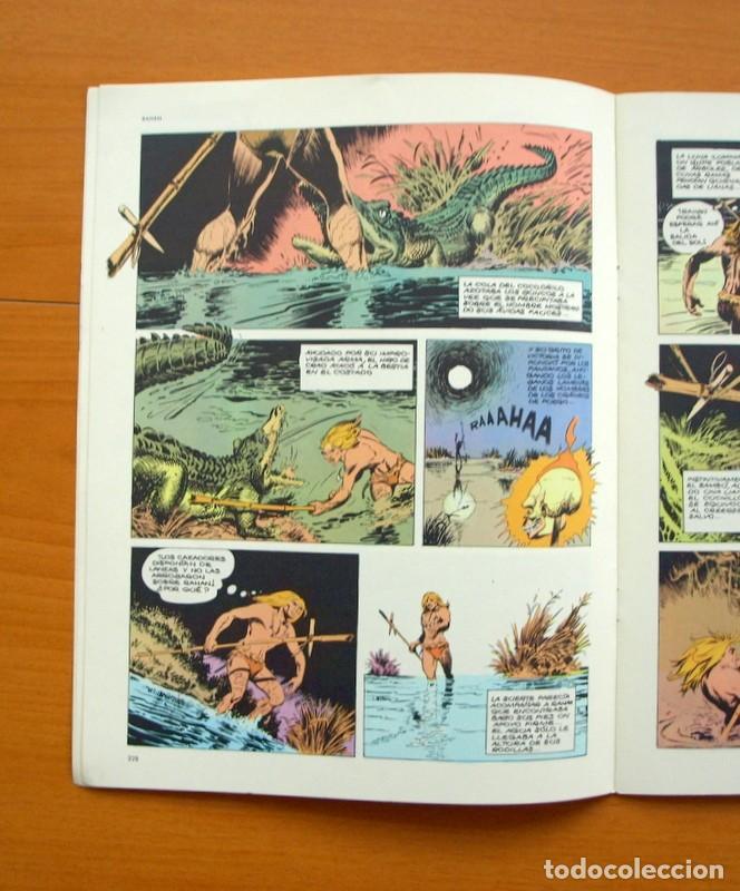 Cómics: RAHAN, El territorio de las sombras nº 24 último de la colección - Editorial Buru Lan, Burulan 1974 - Foto 4 - 73070035