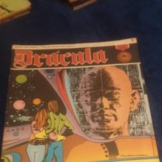Cómics: DRACULA Nº9 JUICIO A LA TIERRA EDITORIAL BURULAN. Lote 73615891