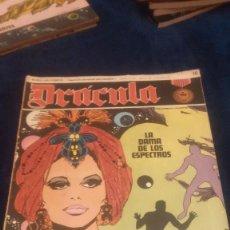 Cómics: DRACULA Nº 10 LA DAMA DE LOS ESPECTROS EDITORIAL BURULAN. Lote 73616179
