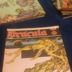 Cómics: DRACULA Nº 11 CELULAS INTELIGENTES EDITORIAL BURULAN. Lote 73616407