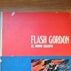 Cómics: TEBEO COMIC, FLASH GORDON EL RAYO CELESTE. TOMO 1. BURU LAN 1972. Lote 73661191