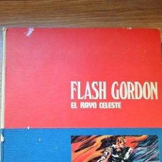 Cómics: TEBEO COMIC, FLASH GORDON EL RAYO CELESTE. TOMO 1. BURU LAN 1972. Lote 73661191