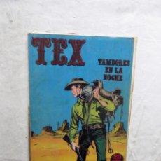Cómics: TEX TAMBORES EN LA NOCHE Nº 4. Lote 74080507