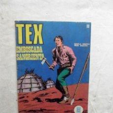 Cómics: TEX EMBOSCADA SANGRIENTA Nº 22. Lote 74084583