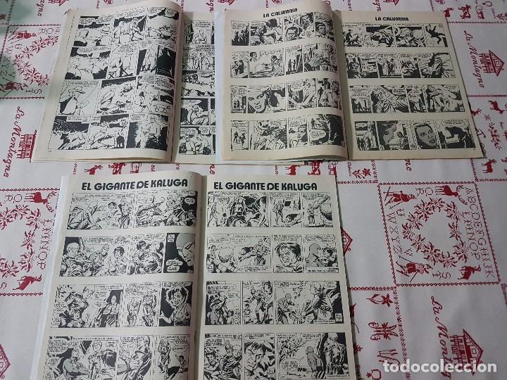 Cómics: Original El hombre enmascarado vol 2 numero 1, 2 y 4 año 1979 - Foto 6 - 74742015