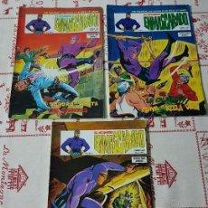Cómics: ORIGINAL EL HOMBRE ENMASCARADO VOL 2 NUMERO 1, 2 Y 4 AÑO 1979. Lote 74742015