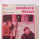 Cómics: MODESTY BLAISE . EL INGENIO DE MRS DRAKE. BURU LAN. Lote 74978595