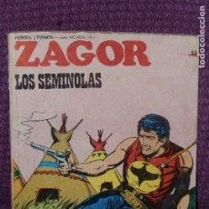 Cómics: ZAGOR BURULAN (BURU-LAN) Nº 53 DIFÍCIL DE CONSEGUIR. Lote 75127643