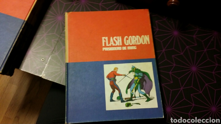 FLASH GORDON. TOMO 1. PRISIONERO DE MING (Tebeos y Comics - Buru-Lan - Flash Gordon)