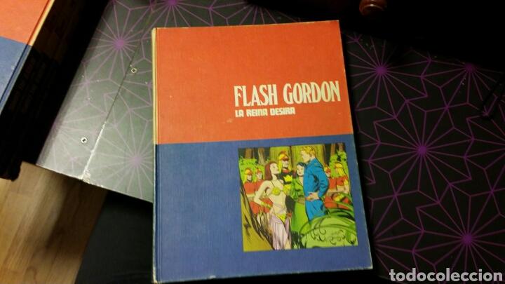 FLASH GORDON. TOMO 2. LA REINA DESIRA (Tebeos y Comics - Buru-Lan - Flash Gordon)