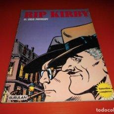 Cómics: RIP KIRBY Nº 1 - EL CASO FARADAY - BURU LAN. Lote 76015947