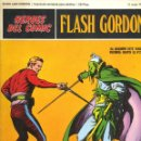 Cómics: FLASH GORDON 1 AL 12 - HEROES DEL COMIC - BURU LAN. Lote 76020883