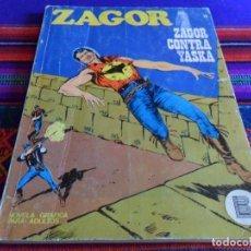 Cómics: ZAGOR Nº 13. BURU LAN 1971. 25 PTS. ZAGOR CONTRA YASKA.. Lote 76295603