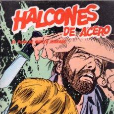 Cómics: HALCONES DE ACERO TOMO - EL PLAN DE MISTER KINKADE - BURULAN 1973 . Lote 76903195