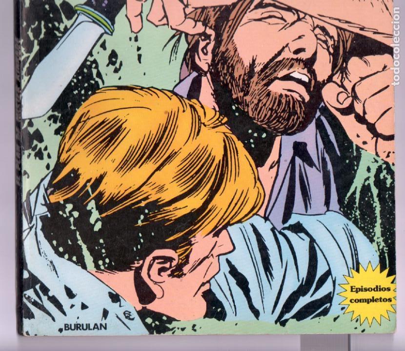 Cómics: HALCONES DE ACERO TOMO - EL PLAN DE MISTER KINKADE - BURULAN 1973 - Foto 3 - 76903195