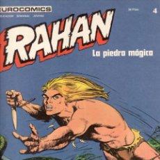 Cómics: RAHAN Nº 4 BURULAN. Lote 76909367