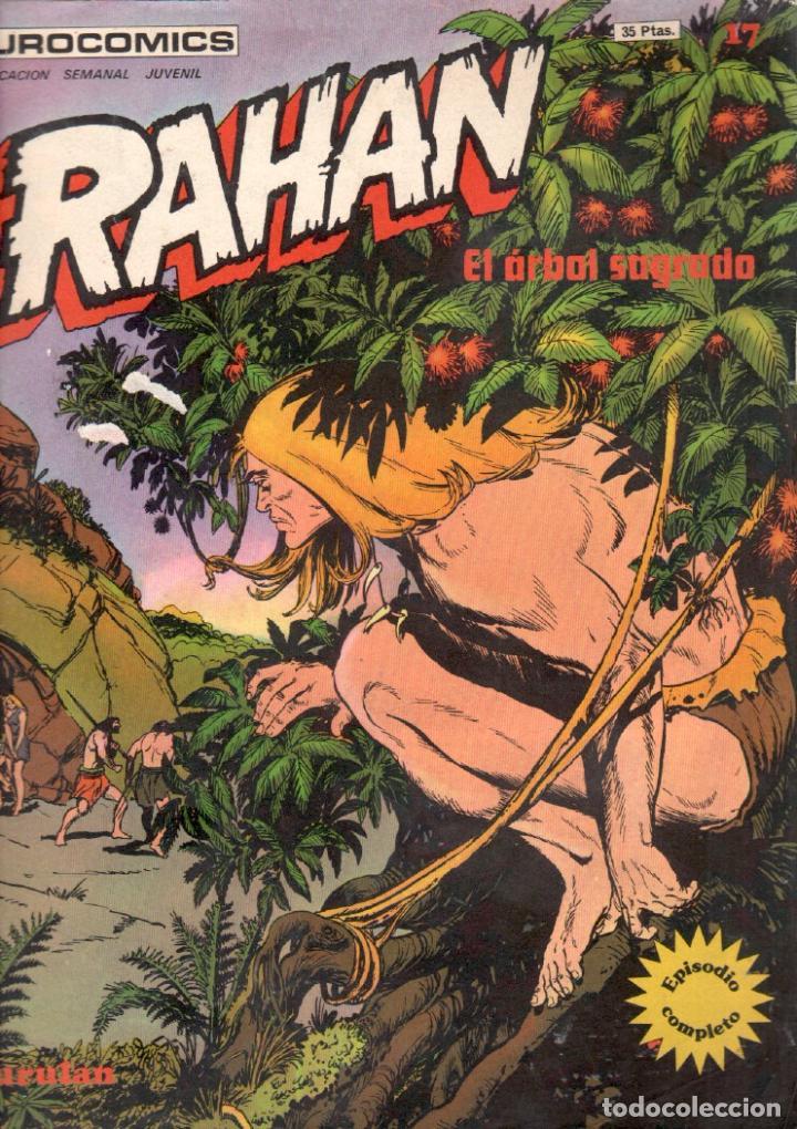 RAHAN Nº 17 BURULAN (Tebeos y Comics - Buru-Lan - Rahan)