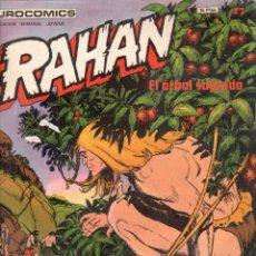 Cómics: RAHAN Nº 17 BURULAN. Lote 76909535