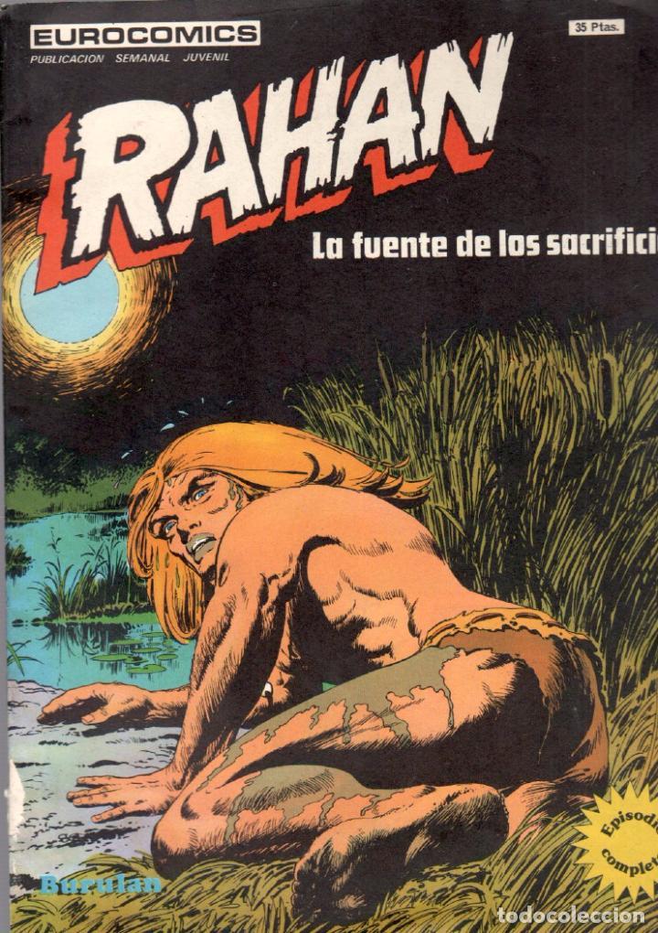 RAHAN Nº 20 DIFICIL (Tebeos y Comics - Buru-Lan - Rahan)
