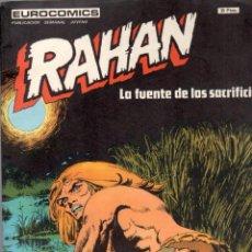 Cómics: RAHAN Nº 20 DIFICIL. Lote 76909883