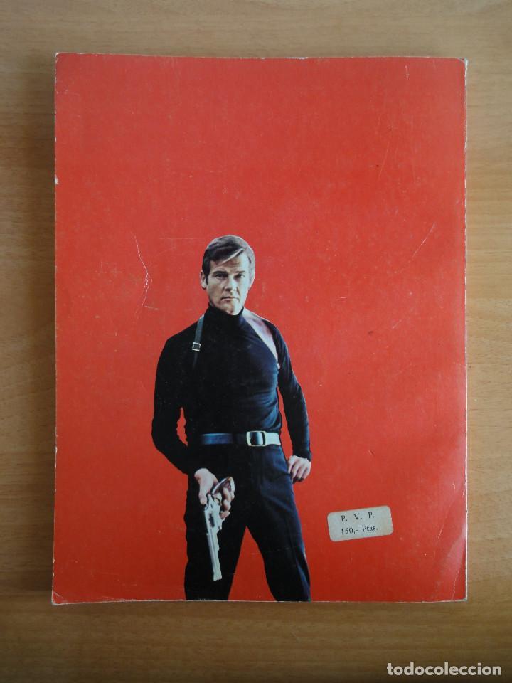 Cómics: James Bond. A traves del muro (Colección Agentes Secretos Burulan) Titulo Num. 1 - 1974 - Foto 2 - 77141077