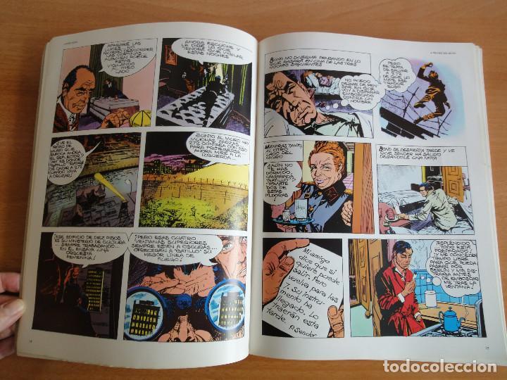 Cómics: James Bond. A traves del muro (Colección Agentes Secretos Burulan) Titulo Num. 1 - 1974 - Foto 5 - 77141077