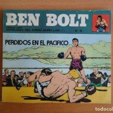 Cómics: BEN BOLT NUM. 6 -ANTOLOGIA DEL COMIC NUM. 11- BURULAN. 1973. Lote 77341621