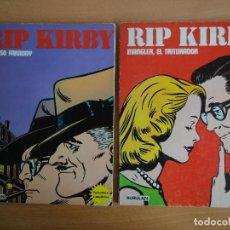 Cómics: RIP KIRBY. TOMOS 1 Y 2. BURULAN 1974. Lote 77345193