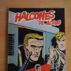 Cómics: HALCONES DE ACERO - EL SECUESTRO - BURULAN 1974. Lote 177673435