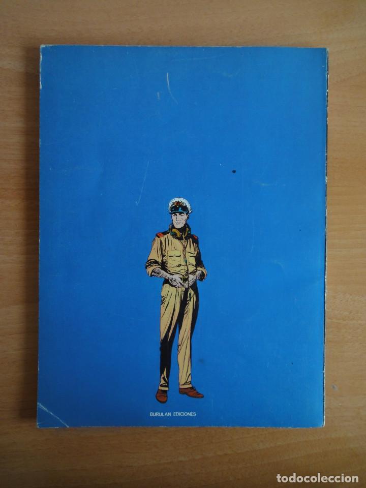 Cómics: Halcones de Acero - El Secuestro - BuruLan 1974 - Foto 2 - 177673435