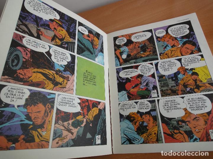 Cómics: Halcones de Acero - El Secuestro - BuruLan 1974 - Foto 4 - 177673435